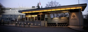 amerikanska ambassaden