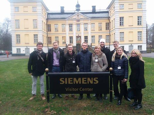 Siemensbesok