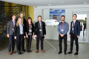 Trainees at Airbus